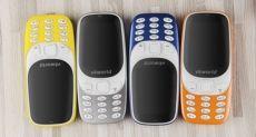 VKworld Z3310 клон Nokia 3310 (2017) всего за $19,99 и распродажа VKworld F2 и VKworld S3