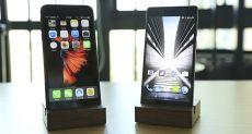 iPhone 7 против Vernee Apollo: сравнение скорости работы сканера отпечатков пальцев