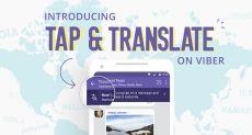 Viber обучился качественному автоматическому переводу сообщений