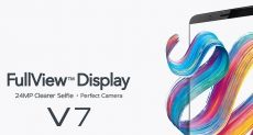 Селфифон Vivo V7 получил 24 Мп фронтальную камеру