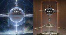 Vivo X27: дата анонса и тизеры с характеристиками