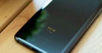 Xiaomi Mi Mix 4 не в этом году
