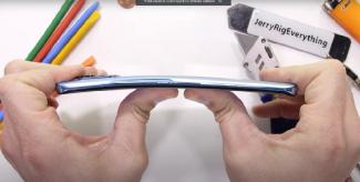 Видеоблогер JerryRigEverything испытал Xiaomi Mi 11