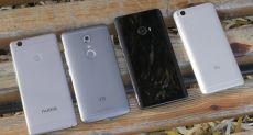 Xiaomi Mi Note 2, ZTE Axon 7, Nubia Z11 и Xiaomi Mi5S:  тест мобильных камер