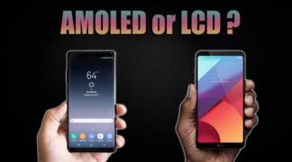 AMOLED или LCD: мнение фанатов Xiaomi