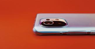 Фото и видео: задняя панель Xiaomi Mi 11 Pro