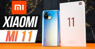 Все о Xiaomi Mi 11 в видео от Andro News! Полный обзор