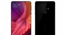Xiaomi Mi MIX 2 показал себя на рендере
