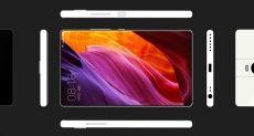 Познакомьтесь с концептом Xiaomi Mi MIX 2 с площадью дисплея 99%