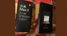 Новенький Xiaomi Mi Max 3 показали на видео