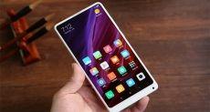 Необычный концепт Xiaomi Mi Mix 3