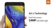 Качественные достоверные официальные фото и видео смартфона Xiaomi Mi Mix 3