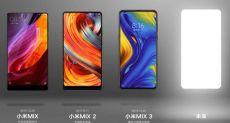 Предположительные фото и характеристики Xiaomi Mi MIX 4