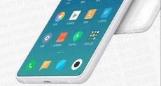 Xiaomi Mi Mix 3 показали на рендере
