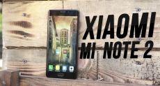 Xiaomi Mi Note 2 обзор: шаг вперед для Xiaomi, но для конкуренции с раскрученными брендами этого мало