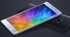 Xiaomi Mi Note 3 с изогнутым OLED-экраном представят в третьем квартале