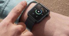 Xiaomi Mi Watch получили защиту от воды