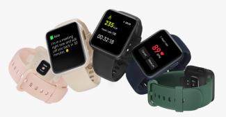 Представлены Xiaomi Mi Watch Lite с автономностью 9 дней
