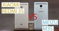 Xiaomi Redmi 3S или Meizu M3S: в поисках лучшего китайского смартфона до $130