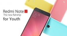 Xiaomi Redmi Note 2: стал дешевле на Everbuying