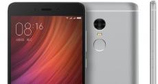 Xiaomi Redmi Note 4 Pro: предполагаемые характеристики опубликованы на сайте ритейлера