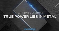 Yu Yutopia приготовила сюрприз – самый мощный телефон на планете