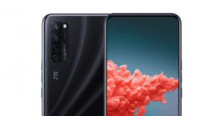 ZTE анонсировала второе поколение смартфонов с подэкранной камерой