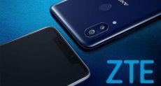 Найдены первые сведения о ZTE Axon 10 Pro