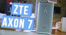 ZTE Axon 7: распаковка смартфона из премиум сегмента для аудиофилов
