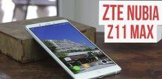 ZTE Nubia Z11 Max: обзор главного соперника Xiaomi Mi Max
