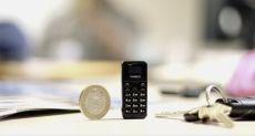 Познакомьтесь с Zanco Tiny T1 — самым маленьким телефоном в мире