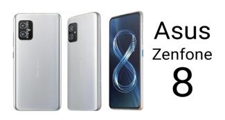 Подробные характеристики флагмана Asus Zenfone 8
