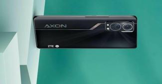 ZTE Axon 30 получил дату анонса и вот как он выглядит