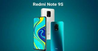 Redmi Note 9S получает MIUI 12