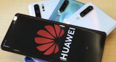 Huawei хвастается продажами смартфонов и представила серию Mate 30 в Китае