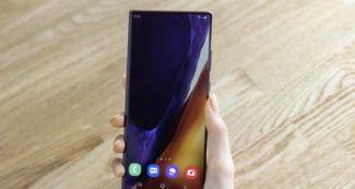 Samsung Galaxy Note 20 Ultra 5G получил дисплей с адаптивной частотой обновления