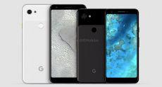 3D-рендер раскрыл облик Google Pixel 3 Lite XL