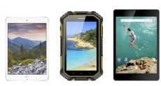 Характеристики планшета VKworld V6 в сравнении с Google Nexus 9 и Apple iPad mini 3, а также проверка защищенности корпуса