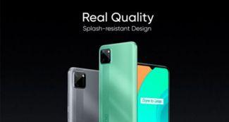 Realme C12 будет выносливым мобильником