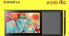 "Ainol Numy AX10 4G - недорогой 10.1""-дюймовый 4G планшет"