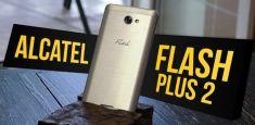 Alcatel Flash Plus 2: распаковка металлического смартфона, который верно прослужит пару лет и забудется
