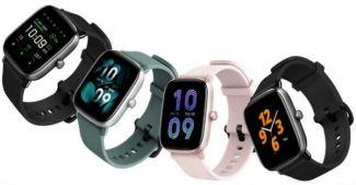 Новинки Huami: смарт-часы Amazfit GTS 2 Mini и Amazfit Pop Pro