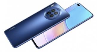 Huawei Nova 8i: дизайн от флагмана, чип от бюджетника