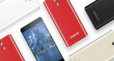 VKworld F1 с 4,5-дюймовым дисплеем станет самым доступным смартфоном с керамической задней панелью