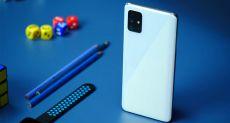 Обзор Samsung Galaxy A51 – Апгрейд забыли положить…