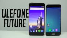 Ulefone Future: распаковка безрамочного смартфона с интересной начинкой, но завышенной стоимостью