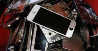 Деньги из «мусора» iPhone или утилизация в тени