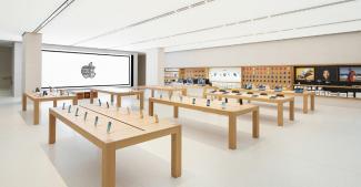 LG может открыть двери своих магазинов для устройств Apple