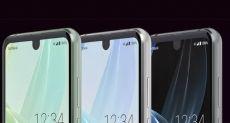 Анонс Sharp Aquos R2 Compact: два выреза в дисплее и чип Snapdragon 845