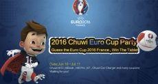 Угадай лучшие команды на Евро 2016 и выиграй планшеты и другие призы от Chuwi